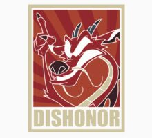 Dishonor One Piece - Short Sleeve