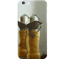 old ship Pipe telephone iPhone Case/Skin