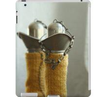 old ship Pipe telephone iPad Case/Skin