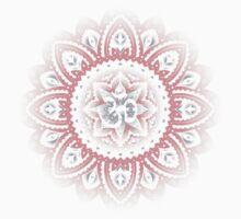 Yoga Mandala Henna Ornate Ohm Pink Kids Clothes