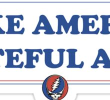 Grateful Dead - Make America Grateful Again Sticker