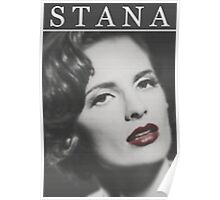 Stana Katic as Marilyn Monroe Poster