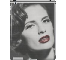 Stana Katic as Marilyn Monroe iPad Case/Skin