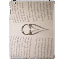There's No Pretending iPad Case/Skin