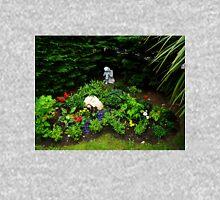 Pretty garden feature...........Woking Surrey UK Unisex T-Shirt