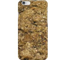 Ripples and Pebbles iPhone Case/Skin