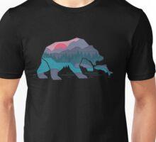 Natural bear Unisex T-Shirt