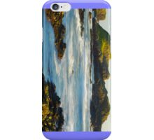Boiling sea Painting iPhone Case/Skin