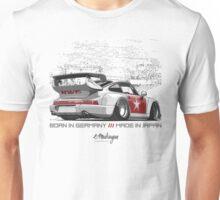 RWB Porsche Unisex T-Shirt