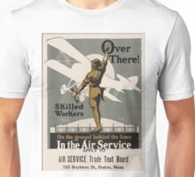 Vintage poster - Air Service Trade Test Board Unisex T-Shirt