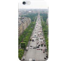 Paris 7 iPhone Case/Skin
