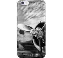 B-25 Mitchell Bomber (WWII) Yankee Warrior iPhone Case/Skin