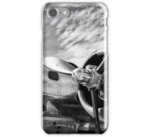 B-25 Mitchell Bomber (WWII) Yankee Warrior iPhone Case/Skin