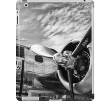 B-25 Mitchell Bomber (WWII) Yankee Warrior iPad Case/Skin