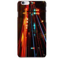 Traffic Lights at Night iPhone Case/Skin