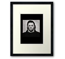 Free Mikey Framed Print