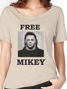 Free Mikey Women's Relaxed Fit T-Shirt