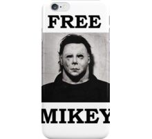 Free Mikey iPhone Case/Skin