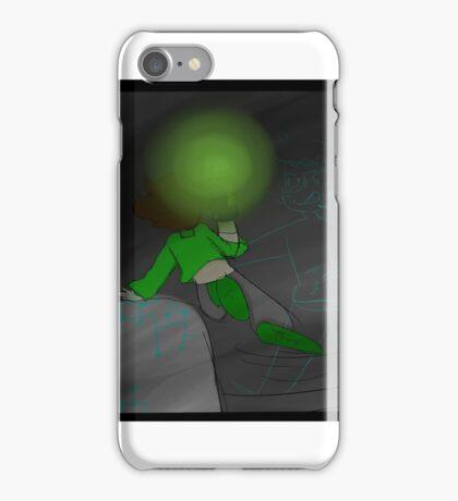 G kicks ass iPhone Case/Skin