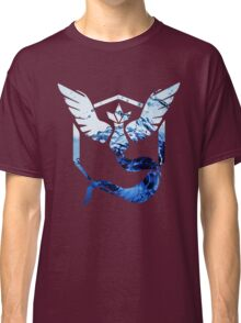 Team Mystic Pokemon Go Elements Classic T-Shirt