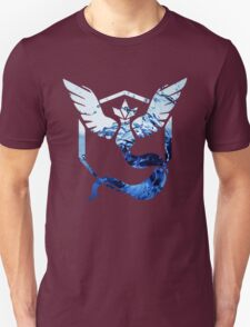 Team Mystic Pokemon Go Elements Unisex T-Shirt