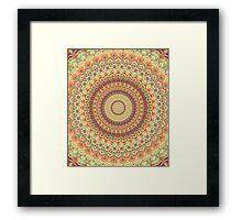 Mandala 126 Framed Print