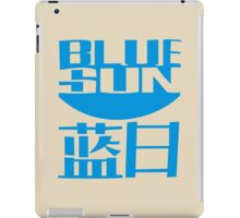 Firefly - Blue Sun iPad Case/Skin