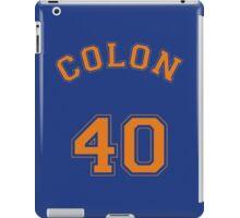 colon 40 iPad Case/Skin