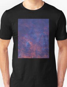 Purple Sunset Unisex T-Shirt