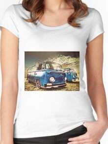 Stormy Weather Women's Fitted Scoop T-Shirt