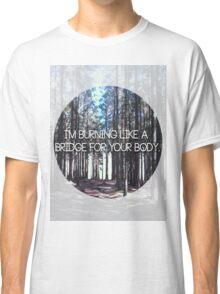 Brand New Lyric Classic T-Shirt