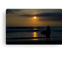 Body  and soul Canvas Print
