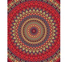 Mandala 127 Photographic Print