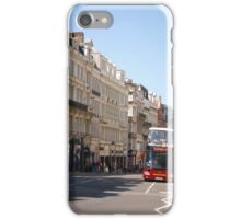 Here Comes the Double Decker iPhone Case/Skin