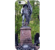 Andreas Hofer Monument in Innsbruck iPhone Case/Skin