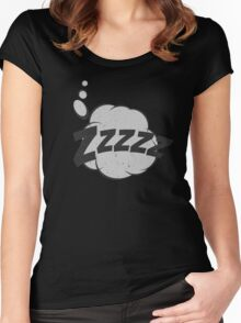 ZZzzz Women's Fitted Scoop T-Shirt