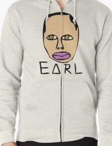 Earl Odd Future Wolf Gang Zipped Hoodie