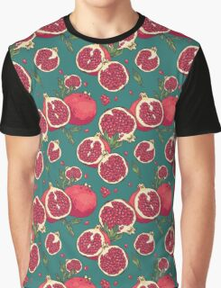 lush pomegranate fruits Graphic T-Shirt