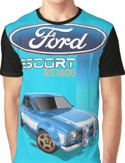 Escort RS 1600 Graphic T-Shirt