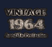 Vintage 1964 – Aged To Perfection Kids Tee