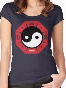 Zen - NINETAC Women's Fitted Scoop T-Shirt