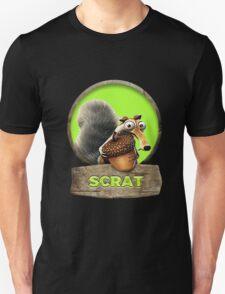Ice Age Collision Course Scrat Unisex T-Shirt