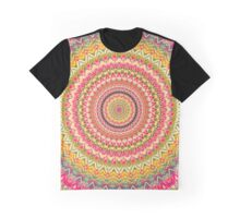Mandala 128 Graphic T-Shirt