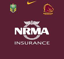 NRL Telstra Premiership Broncos Brisbane 2016 Unisex T-Shirt