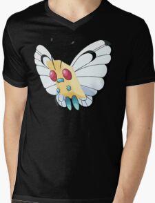 (Butter)free Mens V-Neck T-Shirt