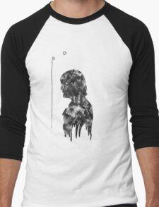 death stranding v00 Men's Baseball ¾ T-Shirt