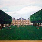 Jardin du Luxembourg by Valentina Henao