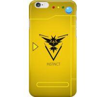 Pokémon GO - Instinct Phone Case iPhone Case/Skin