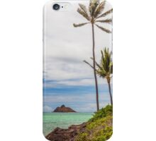Lanikai 2 iPhone Case/Skin