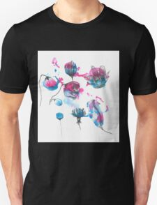 Flower Stains Unisex T-Shirt
